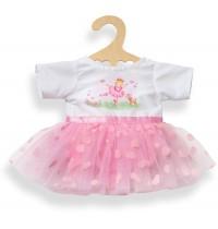 Heless - Puppen-Ballerina-Kleid Maria