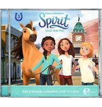 Edel:KIDS CD - Spirit: wild und frei - Folge 3: Ein Pferd für Turo