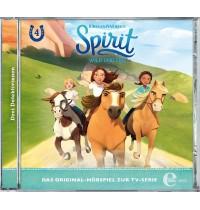 Edel:KIDS CD - Spirit: wild und frei - Drei Detektivinnen