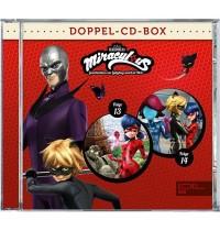 Edel:KIDS CD - Miraculous - Geschichten von Ladybug & Cat Noir Doppel-Box - Folge 13 + 14