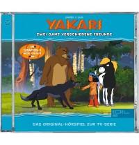 Edel:KIDS CD - Yakari - Zwei ganz verschiedene Freunde