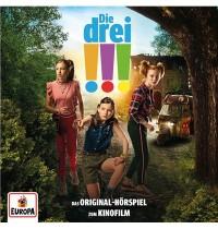Europa - Die drei !!! - Das Original Hörspiel zum Kinofilm