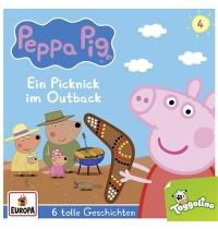 Europa - Peppa Pig - Ein Picknick im Outback und 5 weitere Geschichten