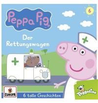 Europa - Peppa Pig - Der Rettungswagen und 5 weitere Geschichten