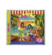 KIDDINX - CD Bibi Blocksberg ... Auf der Märcheninsel (Folge 31)