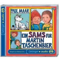 Oetinger - Ein Sams für Martin Taschenbier CD Hörspiel