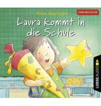 CD Laura kommt in die Schule