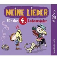 CD Lieder f.d. 4. Lebensjahr