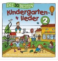 CD 30 Kindergarten Lieder 2