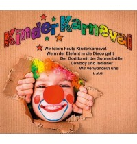 CD Kinder Karneval