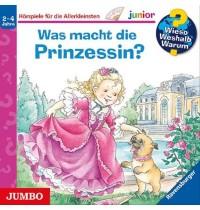CD WWW jun.: Prinzessin