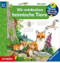 CD WWW: Heimische Tiere