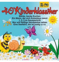 CD 40 Kinderklassiker