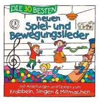 CD 30 neue Spiel-u.Bew.Lied.