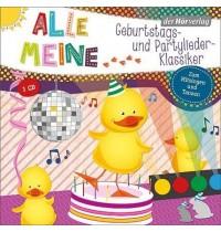 CD Geb.-u. Partylieder Klass.