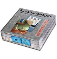 MeterMorphosen - Kleinanzeigen, Memospiel