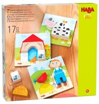 HABA® - Zuordnungsspiel Bauernhof