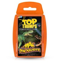 Winning Moves - Top Trumps - Dinosaurier
