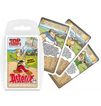 Winning Moves - Top Trumps - Asterix