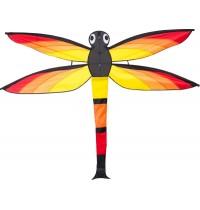 EinleinerdrachEnte Nelli Libelle ca. 140 x 110 cm