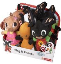 Bing - Figuren und Spielsets - Bing und Freunde, sortiert