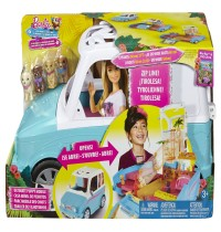 Mattel - Barbie - Die große Hundesuche Hunde-Mobil