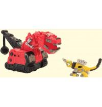 Mattel - Dinotrux Die-Cast T-Rux und Repto