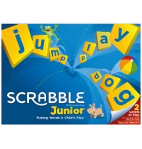 Mattel Games - Scrabble Junior, Neuauflage 013
