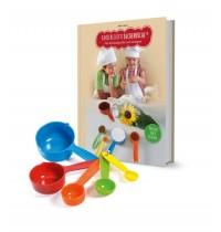Backhilfe Kinderleichte Becherküche 6 teilig