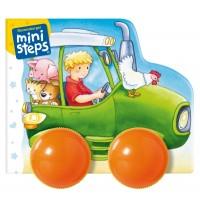 Ravensburger 040841 ministeps Buch Fahr los, kleiner Traktor