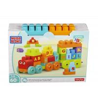 Fisher Price® - Mega Bloks® ABC Lernzug