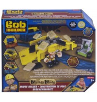 Fisher Price® - Bob der Baumeister - Sandspaß Brückenbausatz (mit Bausand)