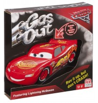 Mattel Games - Mister Pups Cars 3