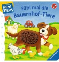 Ravensburger 40919 Fühl mal Bauernhof-Tiere