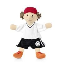 Sterntaler Handpuppe Fussballspieler