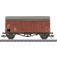 Märklin - Gedeckter Güterwagen Gmrs 30 H0 III DB