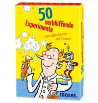 moses 50 verblüffende Experimente - zum SelbermachEnte Nelli und Staunen