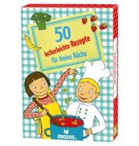 moses 50 leckerleichte Rezepte für kleine Köche