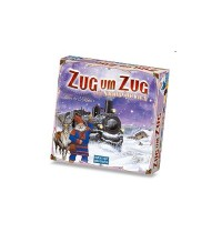 Days of Wonder - Zug um Zug Skandinavien