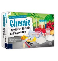 Franzis Chemie: Experimente f