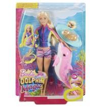 Mattel - Barbie Magie der Delfine Barbie und tierische Freunde