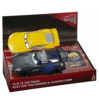 Mattel - Disney™ Cars 3 Überschlag-Zielrennen