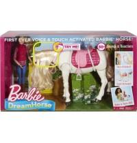 Mattel - Barbie - Traumpferd und Puppe