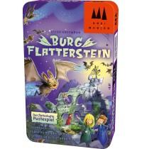 Bring-mich-Mit-Spiel in Metalldose Drei Magier Spiele Burg Flatterstein