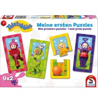 Puzzle Teletubbie 9x2 Konturpuzzleteile
