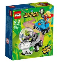 LEGO® DC Universe Super Heroes - 76094 Mighty Micros: Supergirl vs. Brainiac