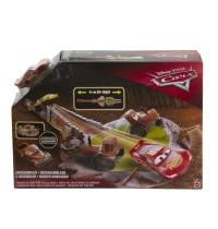 Mattel - Disney™ Cars - Smokeys Traktor-Trainingspiste