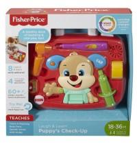 Fisher-Price - Lernspaß Hündchens Arztkoffer