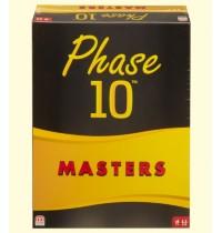 Mattel Games - Phase 10 Masters Kartenspiel