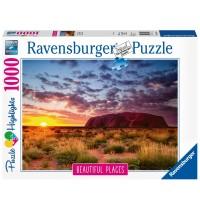 Ravensburger 151554 Puzzle: Ayers Rock in Australien
